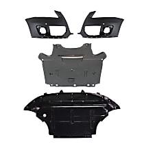Engine Splash Shield and Bumper Cover Kit