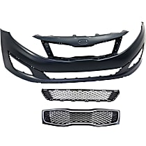 Grille, Black Shell and Insert