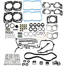 Timing Belt Kit, Cylinder Head Bolt and Head Gasket Set