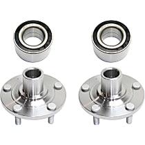 Wheel Bearing - Set of 4