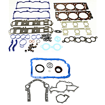 Replacement KIT1-022119-07-B Lower Engine Gasket Set - Set of 2