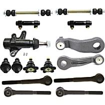 Replacement KIT1-022414-04-H Suspension Kit - Set of 15