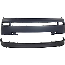Bumper Cover and Valance Kit - Front, OE Replacement