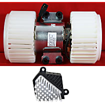Replacement Blower Motor and Blower Motor Resistor Kit