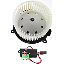 Blower Motor and Blower Motor Resistor Kit
