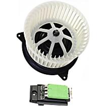 Replacement Blower Motor and Blower Motor Resistor Kit