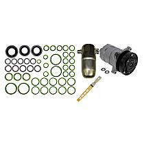 A/C Accumulator - Direct Fit, Set of 4