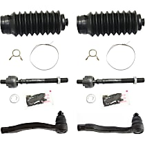 Steering Rack Boot - Direct Fit, Set of 6