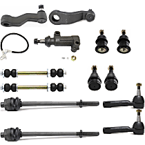 Ball Joint Front, Driver and Passenger Side, Upper and Lower