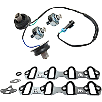 Intake Manifold Gasket, Knock Sensor Harness and Knock Sensor Kit