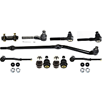 Replacement KIT1-032019-03-B Tie Rod Adjusting Sleeve - Direct Fit, 11-Piece Kit