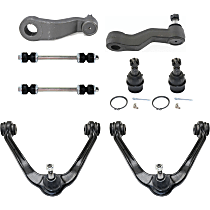 Pitman Arm, Ball Joint, Control Arm, Idler Arm and Sway Bar Link Kit