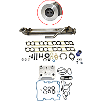 Replacement KIT1-032415-15-B EGR Cooler - Direct Fit, Kit