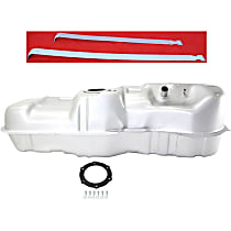 Replacement Fuel Tank and Fuel Tank Strap Kit - Direct Fit