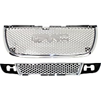 Replacement Grille Assembly and Bumper Grille Kit