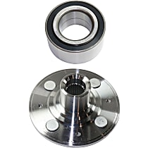 Wheel Bearing and Wheel Hub Kit