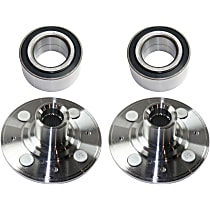 Wheel Bearings and Wheel Hub Kit