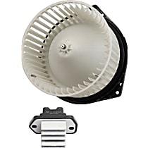 Replacement Blower Motor and Blower Motor Resistor