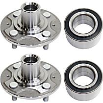 Wheel Bearing - Front, Driver and Passenger Side, Kit