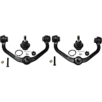 Ball Joint and Control Arm Kit Front Driver and Passenger Side