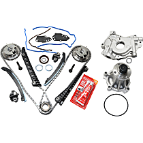 Timing Chain, Water Pump and Oil Pump Kit