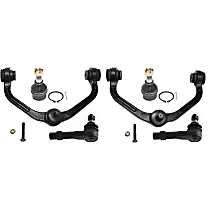 Set Of 2 Front Lower Control Arm Ball Joints Coil Spring Mevotech For Ranger RWD