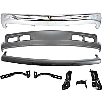 Replacement Bumper Filler, Valance, Bumper Bracket and Bumper Kit