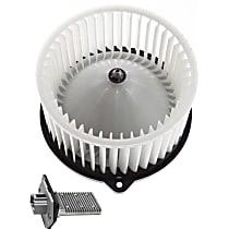 Blower Motor and Blower Motor Resistor