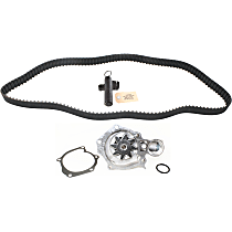 Replacement Timing Belt Kit, Timing Belt, Water Pump and Hydraulic Timing Belt Actuator