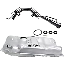 Replacement Fuel Tank and Fuel Tank Filler Neck