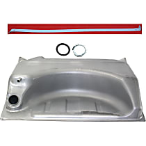 Replacement Fuel Tank and Fuel Tank Strap