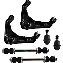 Replacement Ball Joint, Sway Bar Link and Control Arm Kit