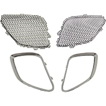 Replacement Grille Trim and Grille Assembly Kit