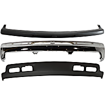 Replacement Bumper Filler, Valance and Bumper Kit