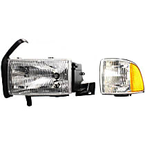 Corner Light and Headlight Kit