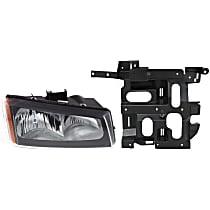 Headlight Bracket - Passenger Side, with Right Headlight