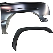Replacement Fender Trim and Fender Kit