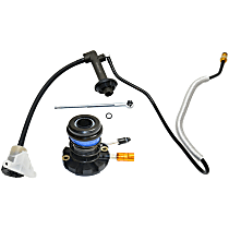 Clutch Master Cylinder  Assembly-Premium Rhinopac Fits 2001-2011Ford Ranger