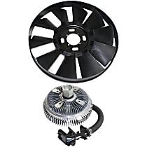 Fan Blade and Fan Clutch Kit