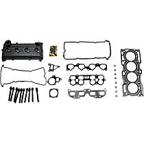 Head Gasket Set, Valve Cover and Cylinder Head Bolt Kit