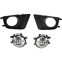 Replacement Fog Light and Fog Light Trim Kit
