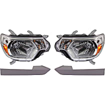 Headlight and Headlight Filler Kit