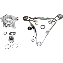 Replacement Timing Chain, Water Pump and Oil Pump Kit