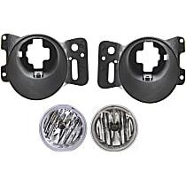 Replacement Fog Light Bracket and Fog Light Kit