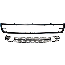 Grille Assembly, Bumper Grille and Valance Kit
