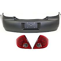 Tail Light and Bumper Cover Kit