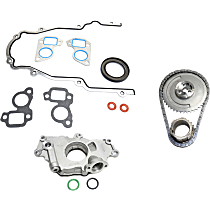 Timing Cover Gasket - Direct Fit, Set of 3