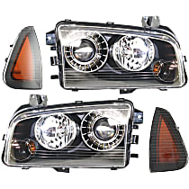 Side Marker and Headlight Kit