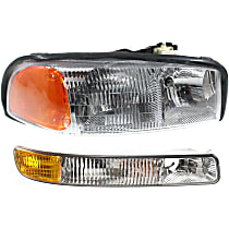 Replacement Parking Light and Headlight Kit