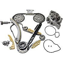Balance Shaft Kit, Water Pump and Timing Chain Kit